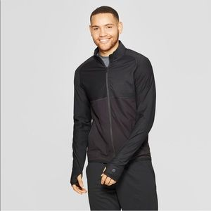 Men's Champion workout zippered jacket S
